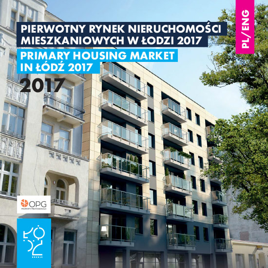 Primary housing market in Lodz 2017