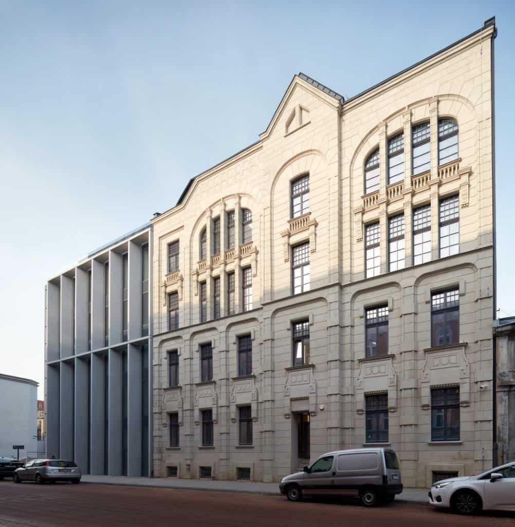 Sepia Office, powierzchnia biurowa