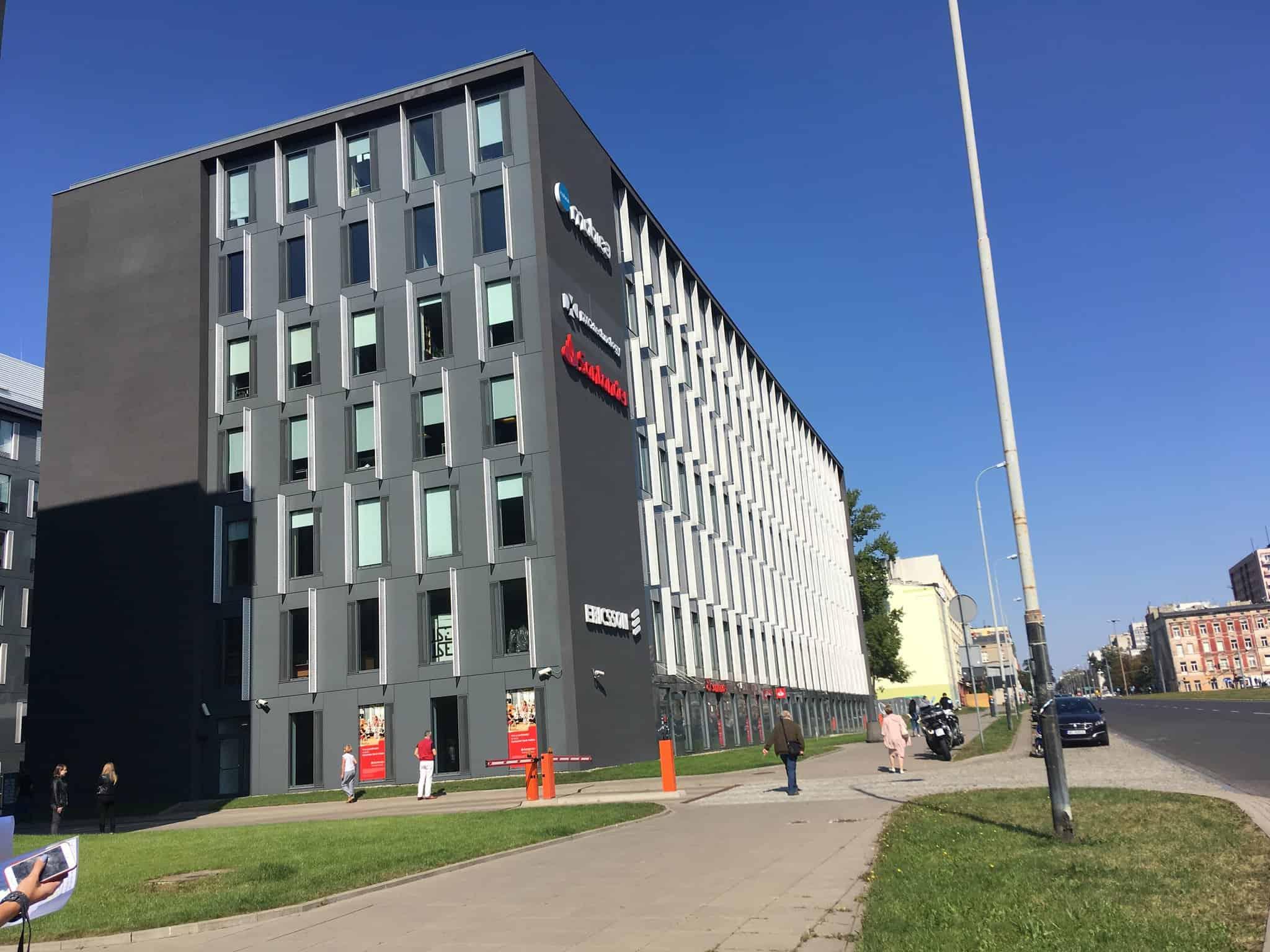 Lokale w prestiżowym budynku- University Business Park