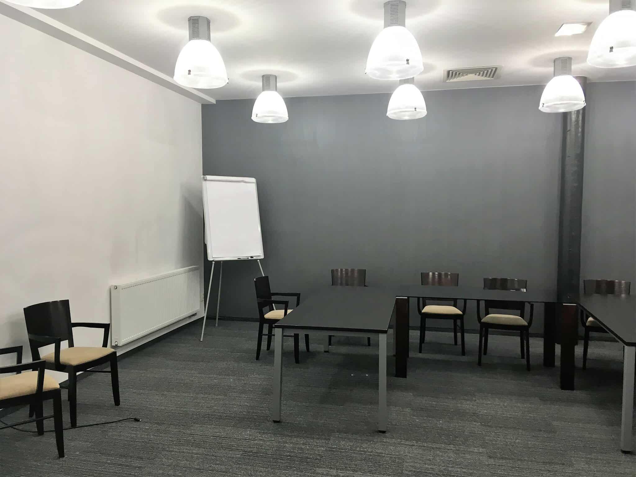 Powierzchnie biurowe w Centrum Żwirki