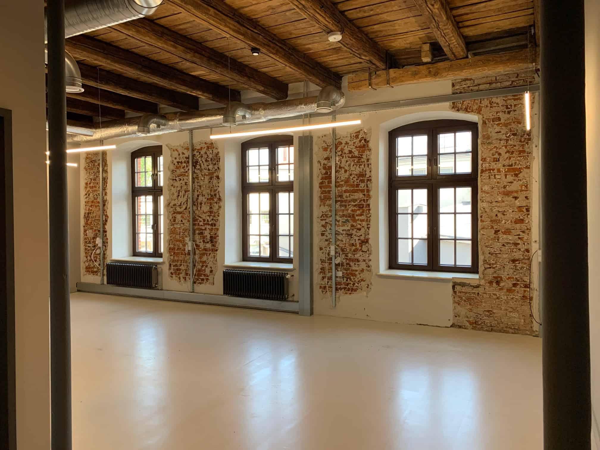 Wynajmij powierzchnię biurową w Skrzywana Factory