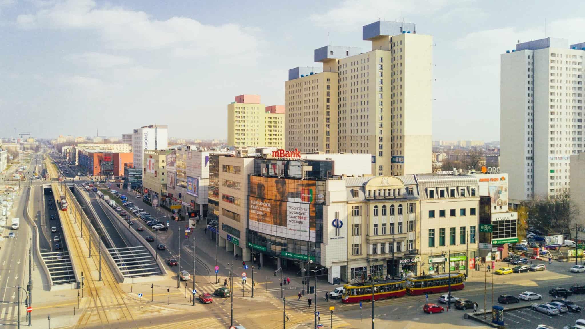 Orange Plaza, powierzchnia biurowa